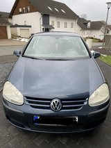 2004 VW Golf in Spangdahlem, Germany