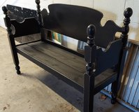 Bench- hand made in Fort Campbell, Kentucky