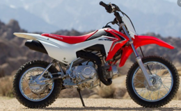 Honda CRF 110 Dirt Bike in Joliet, Illinois