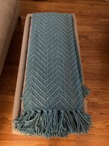 Knit throw blanket in Bolingbrook, Illinois