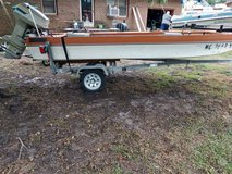 Bass Boat ---- READY FOR WATER in Camp Lejeune, North Carolina