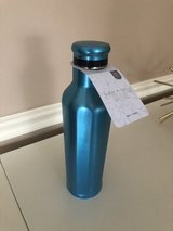 New Eco One 25oz Stainless Steel Water Bottle-Turquoise in Naperville, Illinois