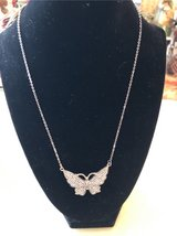 Butterfly necklace in Bolingbrook, Illinois