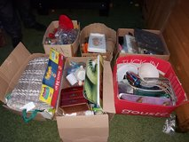 carboot bundle. the price is for all 6 boxes in Lakenheath, UK