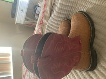 Justin cowboy Boots size 8 in 29 Palms, California