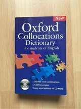Oxford Collocations Dictionary in Ramstein, Germany