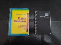 Dictionary & Thesaurus Pocket Books in Plainfield, Illinois
