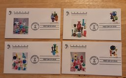 4 - 1999 first day stamp issues in Kingwood, Texas