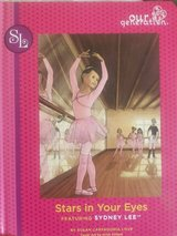 Our Generation SYDNEY LEE Stars in Your Eyes Hard Cover Book Ballet in Morris, Illinois