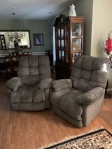 Best Furniture Two(2) Brosmer Recliners in Beaufort, South Carolina