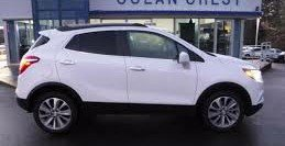 Buick encore certified preferred 2018 new in Pearland, Texas