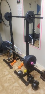 Squat Stand in Spring, Texas