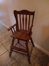 Antique High Chair in Spring, Texas
