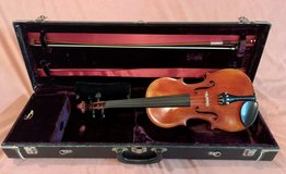 TON-KLAR The David #168 Violin in Okinawa, Japan