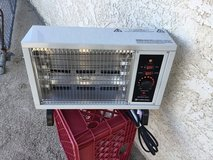 Electric heater, like new in 29 Palms, California