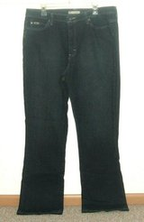 Lee Relaxed Boot Cut At The Waist Denim Jeans 16 Long 16L Tall 36 x 34 in Joliet, Illinois
