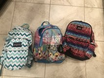Backpacks in Batavia, Illinois