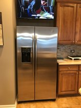 Refrigerator, side by side, counter depth in Batavia, Illinois