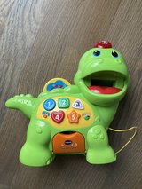 Vtech Chomp and Count Dino Dinosaur in Naperville, Illinois