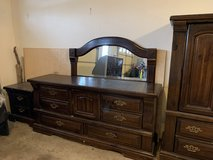 Dresser/Armoire/Nightstand in Fort Leonard Wood, Missouri