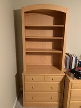 Ethan Allen Dresser and Attached Hutch in Plainfield, Illinois