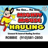 Mighty Mouse hauling in Camp Lejeune, North Carolina