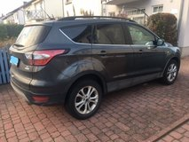 2018 Ford Escape SE FWD with overseas warranty and brand new engine in Wiesbaden, GE