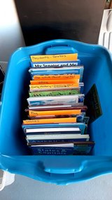 Large selection of children's books in Alamogordo, New Mexico