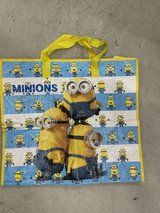 Large minion bag in Okinawa, Japan