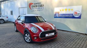 2016 Mini Cooper 4D Hardtop with warranty in Hohenfels, Germany