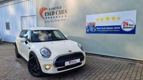 2018 Mini Cooper 4-DR with warranty in Hohenfels, Germany