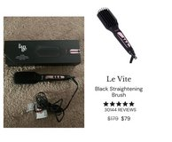L'ange Le Vite Straightening Brush in Glendale Heights, Illinois