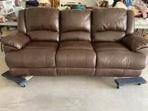 Couch with 2 recliners in Alamogordo, New Mexico
