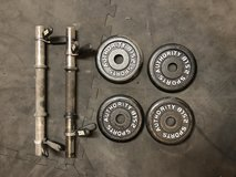 Dumbbell Handles, Weight Plates and Clips in Batavia, Illinois