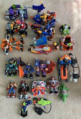 Vintage Rescue Heroes from 2001 YOU PICK in Batavia, Illinois
