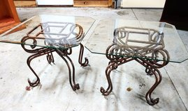 Glass End Tables in Clarksville, Tennessee