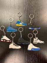 Silicone 2D KeyChains in Sacramento, California