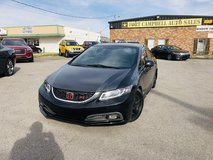 2013 Honda Civic Si Sedan 4D 4 FWD 4-Cyl, i-VTEC, 2.4 Liter in Fort Campbell, Kentucky