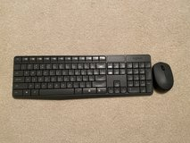 Logitech Keyboard & Mouse in Glendale Heights, Illinois
