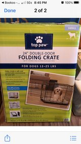 Folding Kennel in Spring, Texas