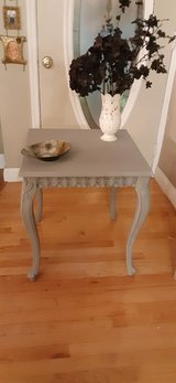 Gray Table in West Orange, New Jersey