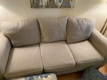 couch in Bolling AFB, DC