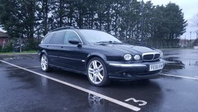 2006 Jaguar X-Type Sovereign Estate, 3.0L Petrol Automatic in Lakenheath, UK
