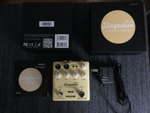 NUX Stageman Acoustic Preamp, Like New in Beaufort, South Carolina