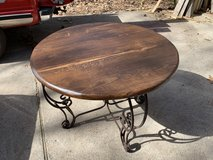 Wrought Iron Table in Kingwood, Texas