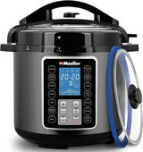Mueller Pressure Cooker Instant Crock 10-in-1 Pot Pro Series 19 Program 6Q with German ThermaV T... in Chicago, Illinois