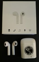 Ear Pods i7 Mini Bluetooth (Air Pod Style) Team Shelby Cobra  * Cleaning out sale. Lots must go * in Wiesbaden, GE