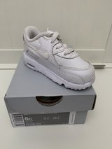 Nike -Infants Size 6c white in Beaufort, South Carolina