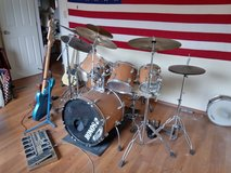 Sonor drum set lots of x-tras in Alamogordo, New Mexico
