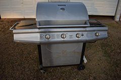 Brinkmann Pro Series 8300 gas grill in Warner Robins, Georgia